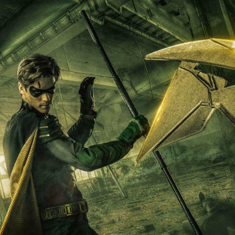CBR EXCLUSIVE: DC Universe's Titans Will Explore Robin & Batman's Fallout