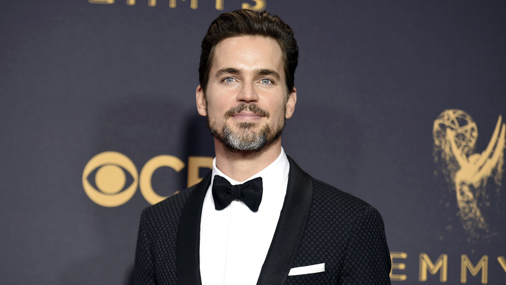 Matt Bomer Joins 'Doom Patrol' Series for DC Universe Streaming Service