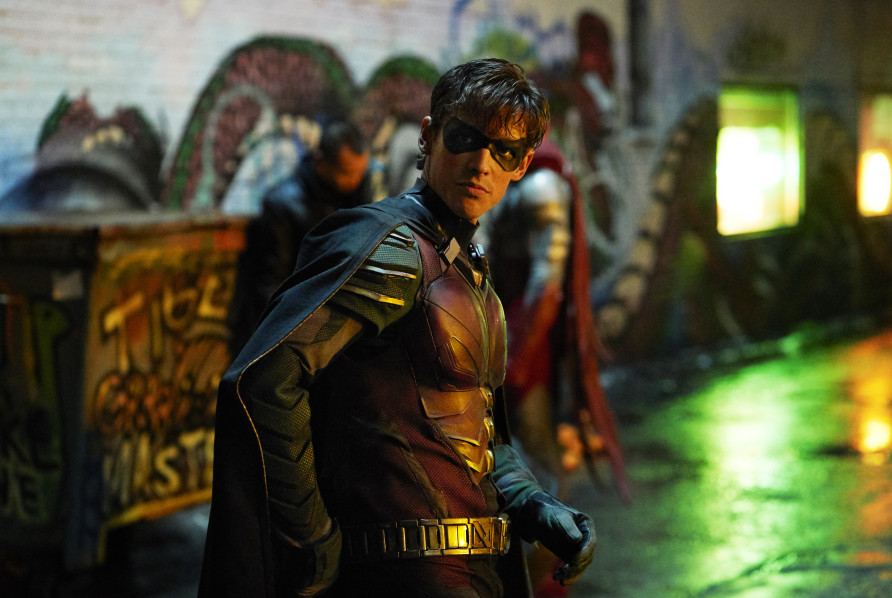 'Titans': Netflix To Distribute New DC Universe Series Internationally
