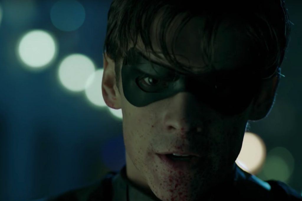 "'Titans' Review: Behind ""F*** Batman"" Vow, DC Series Aims For Grit & Wit"