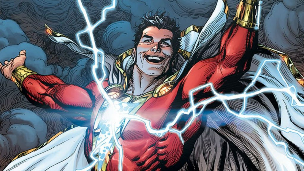 Geoff Johns Wants SHAZAM! to Explore the Fun Side of Magic