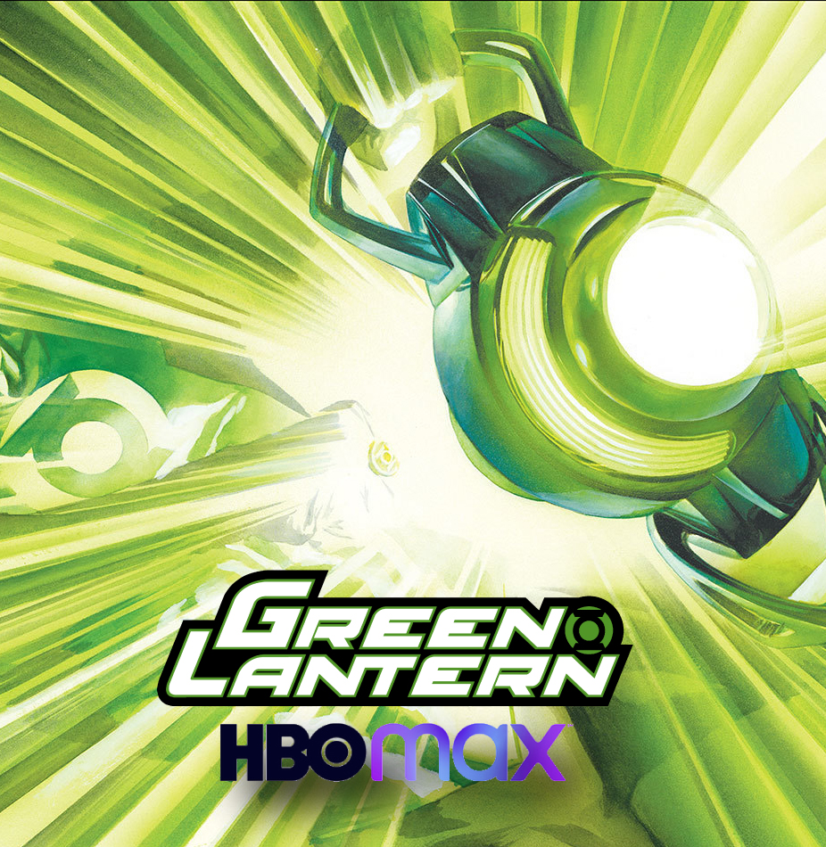 GREEN LANTERN LIVE ACTION SERIES