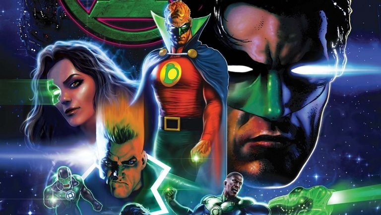 DC to Release 80th Anniversary Green Lantern Comic Book in May